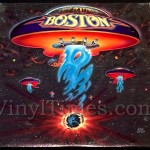 "Boston - ""Boston"" Vinyl LP Record Album"