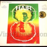 "Broadway - ""Hair"" Vinyl LP Record Album"