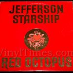 "Jefferson Starship - ""Red Octopus"" Vinyl LP Record Album"