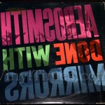 "Aerosmith - ""Done With Mirrors"" Vinyl LP Record Album"