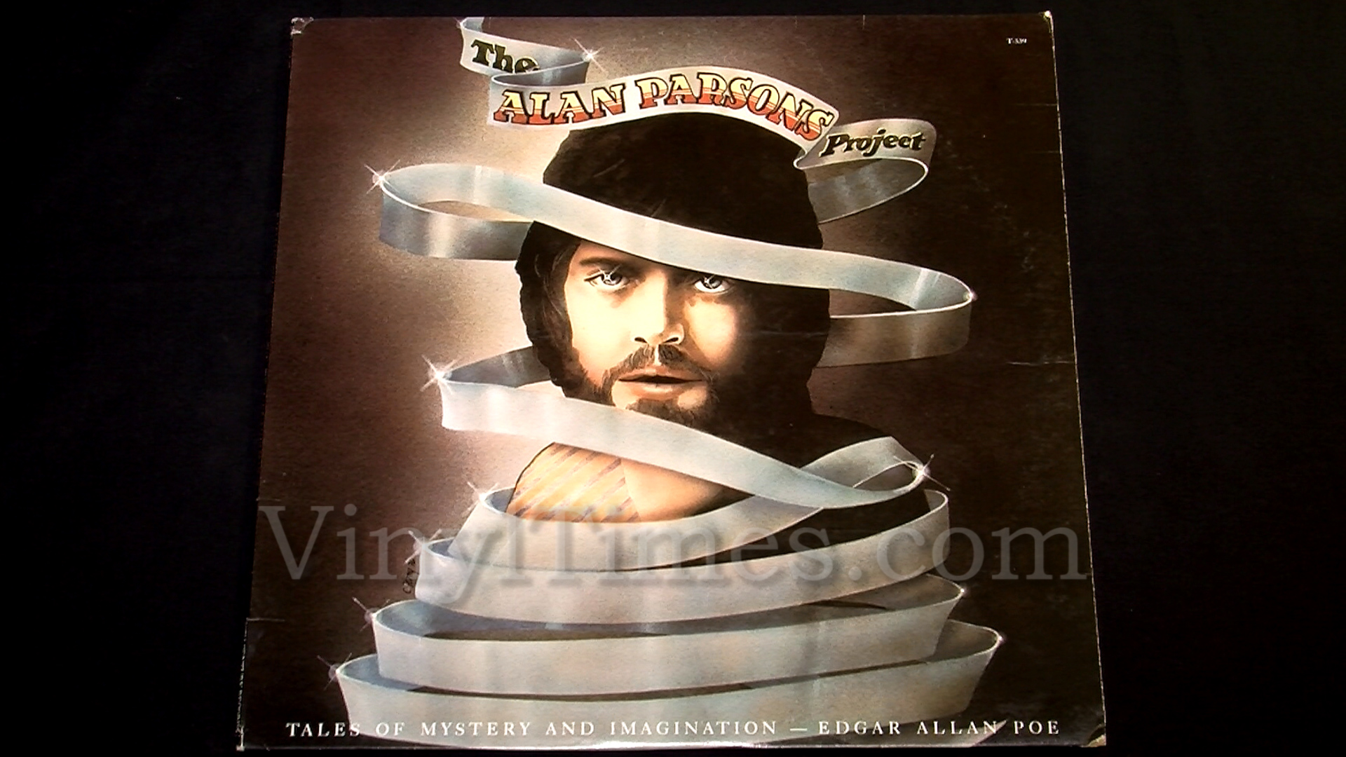 "Alan Parsons Project - ""Tales of Mystery And Imagination - Edgar Allan Poe"" Vinyl LP Record Album"