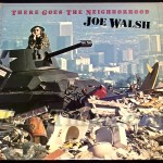 "Joe Walsh - ""There Goes The Neighborhood"" Vinyl LP Record Album"