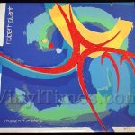 "Robert Plant - ""Shaken 'n' Stirred"" Vinyl LP Record Album"
