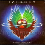 "Journey - ""Evolution"" Vinyl LP Record Album"